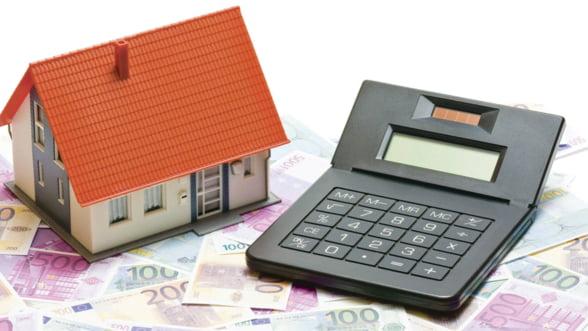 Programul Prima Casa in lei da liber bancilor la competitie pe creditele ipotecare in euro