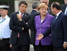 Programul de creare de noi locuri de munca, sustinut de Franta, Germania si Italia