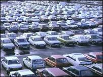 Proiect eco pentru Bucure?ti: Peste 3.000 de locuri de parcare la intr?rile in ora?