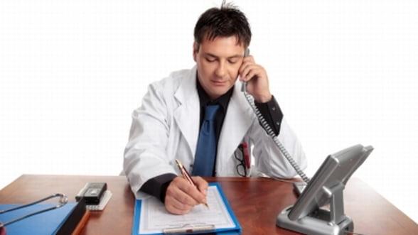 Proiect pilot de asistenta telefonica pentru urgente pediatrice, la Cluj