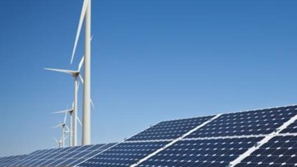 Proiecte de energie regenerabila de 2500 de MW vor intra in functiune pana in 2015