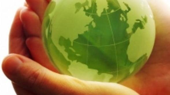 Proiectele de mediu s-au bucurat de cele mai multe fonduri europene
