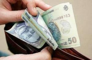 Proiectul Legii unice nu mai prevede majorarea salariilor bugetarilor in 2010