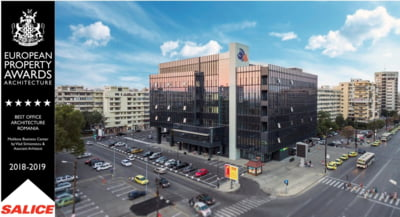 Proiectul Moldova Center a luat premiul Best Office Architecture la European Property Awards