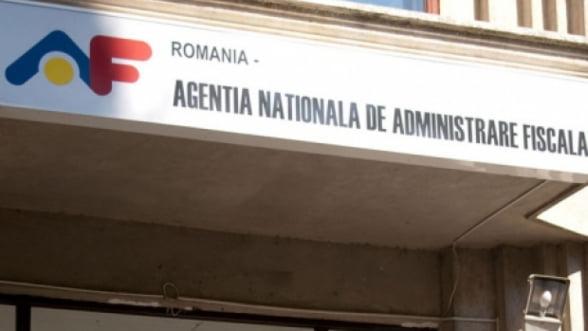Proiectul vizand reorganizarea ANAF ar putea fi adoptat azi de Guvern