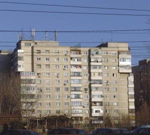 Proprietarii apartamentelor vechi nu vor sa lase din pret