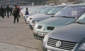 Proprietarii de masini au primit 20 de milioane din taxa auto, in primele 4 luni