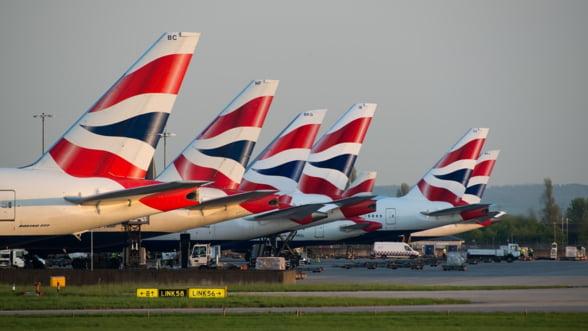 Proprietarul British Airways cumpara Air Europa pentru un miliard de euro