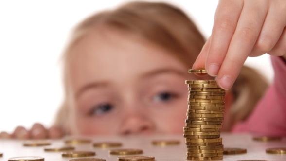 Propunerea de crestere a alocatiei de stat pentru copii, respinsa de Plenul Senatului