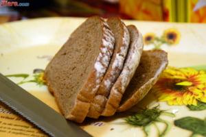 Protectia Consumatorului a inchis o fabrica de paine. Amenda uriasa pentru modul cum era produsa painea