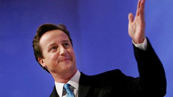 Protejarea bancilor, centrul planului de reforma al premierului Cameron pentru tratatul UE