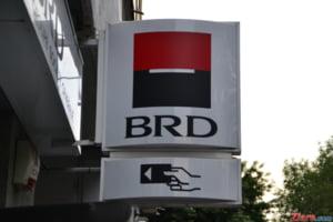 Protest al angajatilor BRD: Munca pentru toti, bani doar pentru voi! Suntem colegi, nu sclavii vostri!