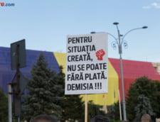 Protest in Piata Victoriei: Situatie critica in cultura. Artistii cheama romanii in strada pentru #demnitate