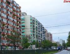 "Protest la Timisoara fata de includerea programului ""Prima Casa"" in legea darii in plata"