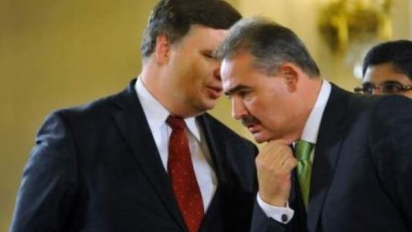 Proteste: Mihai Tanasescu spune ca FMI vine in Romania, conform planului