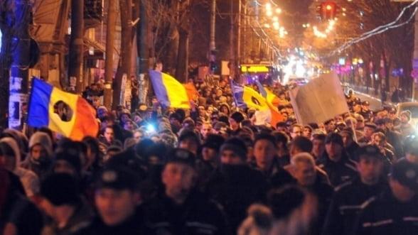 Proteste Romania: SUA comenteaza evenimentele din tara noastra