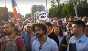 Proteste in Chisinau dupa anularea alegerilor pentru primarie