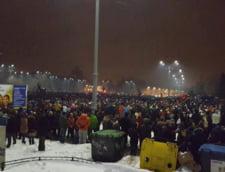 Protestele din Romania, in presa internationala: Mii de oameni cer in strada Guvernului sa renunte la gratieri