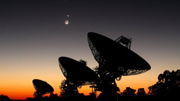 Provocarea IBM: Un telescop care proceseaza mai multe date decat Internetul