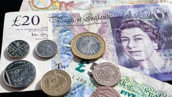 Prudenta maxima. Banca Angliei a adoptat cu 8-1 mentinerea nivelului dobanzii de referinta