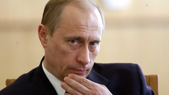 """Putin, """"precaut"""" cu privire la titlul de cel mai puternic om al planetei, acordat de Forbes"""