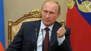 Putin: Noile sanctiuni ale UE sunt bizare, avand in vedere efortul pentru pace