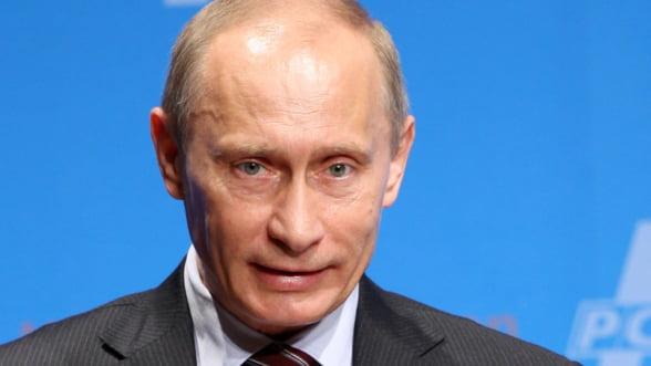 Putin: Rusia este pregatita sa faca fata oricarei provocari economice