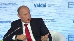 Putin: Scutul antiracheta din Romania, amenintare pentru capacitatile nucleare ruse. SUA au mintit!