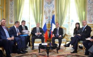 Putin, despre investitia americanilor in Siria: Mai bine ne dadeau noua cei 500 de milioane de dolari
