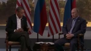 Putin a cerut sa aiba o discutie cu Barack Obama - despre ce vor vorbi