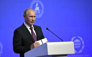 Putin acuza SUA ca vor sa perturbe prezidentialele din Rusia. Maine se intalneste cu Trump