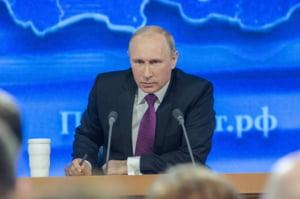 Putin avertizeaza ca Rusia va reactiona la decizia SUA de retragere din Tratatul INF