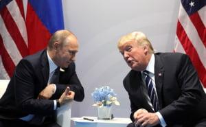 Putin e optimist dupa intalnirea cu presedintele SUA: Trump de la televizor este foarte diferit de Trump cel real