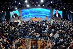 Putin e pe cai mari: I-a crescut popularitatea la cote colosale