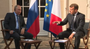 "Putin ii da replica lui Macron: Nu vrem ""veste galbene"" la Moscova!"