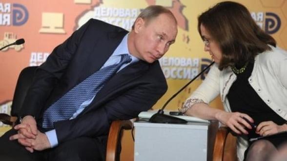 Putin inchide granitele pentru bancherii suspecti. Incepe goana dupa bani