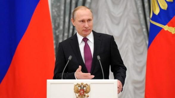 Putin pune tunurile pe economia de garaj: Va primi bani la buget sau o revolutie?