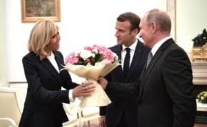 Putin se duce la Paris sa aniverseze 100 de ani de la finalul Primului Razboi Mondial