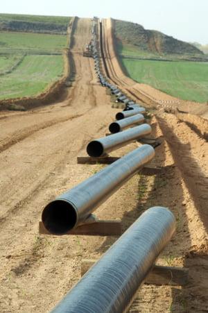 Putin si Merkel si-au afirmat intentia de a continua proiectul Nord Stream