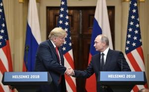 Putin si Trump s-ar putea intalni pe 11 noiembrie la Paris
