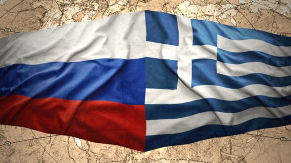 Putin sparge blocada europeana - Atena, gata sa reia relatiile cu Moscova