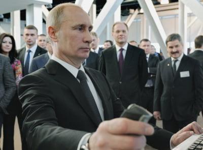 Putin vrea autonomie tech: Renuntati la software-ul de import sau veti pierde