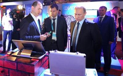 Putin vrea sa dea Microsoft afara din Rusia