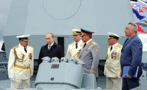 Putin vrea sa isi arate puterea armelor: Exercitii cu 6.000 de militari si o premiera istorica