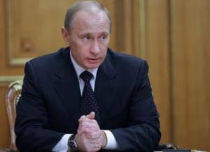 Putin vrea sa mareasca puterea Gazprom prin fuziunea cu Naftogaz