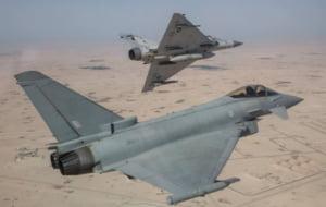 Qatarul cumpara 24 de avioane de vanatoare din Marea Britanie