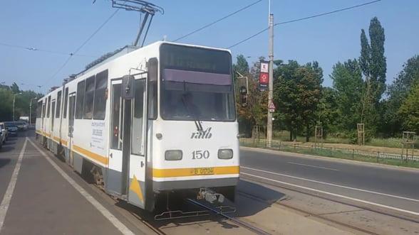 RATB organizeaza o licitatie pentru modernizarea tramvaielor sale cu 30 de milioane de euro