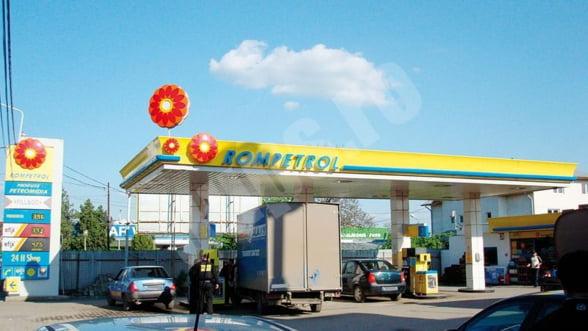 RBS si Rompetrol - acord de creditare de 55 milioane de euro
