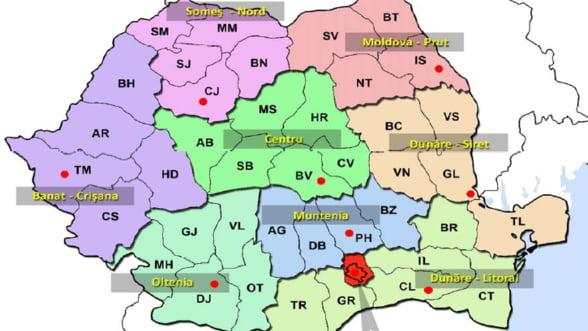 REGIONALIZAREA: Asocierea prin clustere, solutia pentru brandul noilor regiuni
