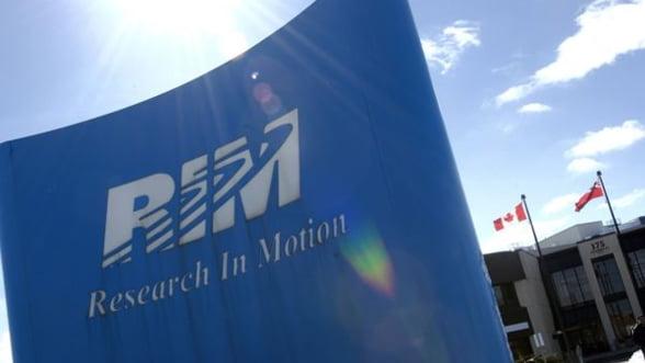 RIM lanseaza un soft de securitate pentru iPhone si Android